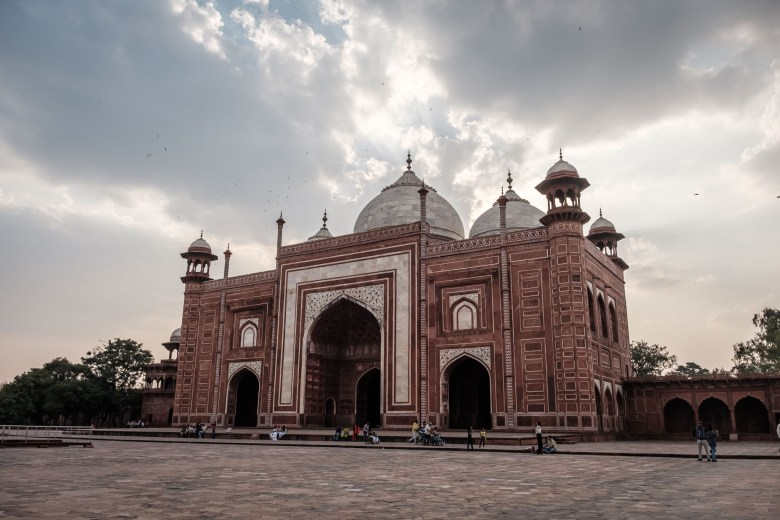 India Agra 45
