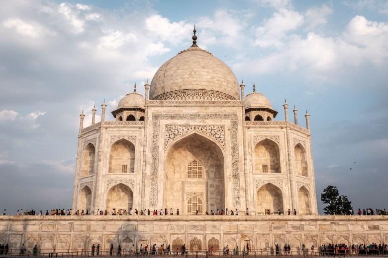 India Agra 48