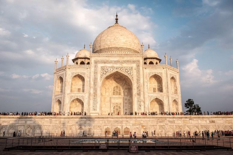 India Agra 52