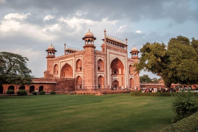 India Agra 58