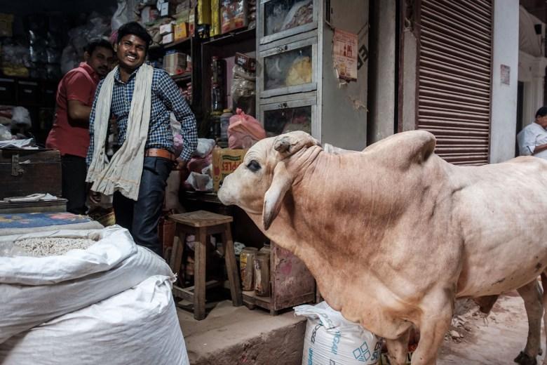 India Varanasi 115