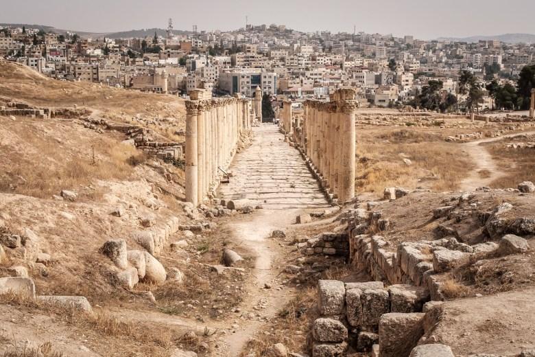 Jordan Jerash 12