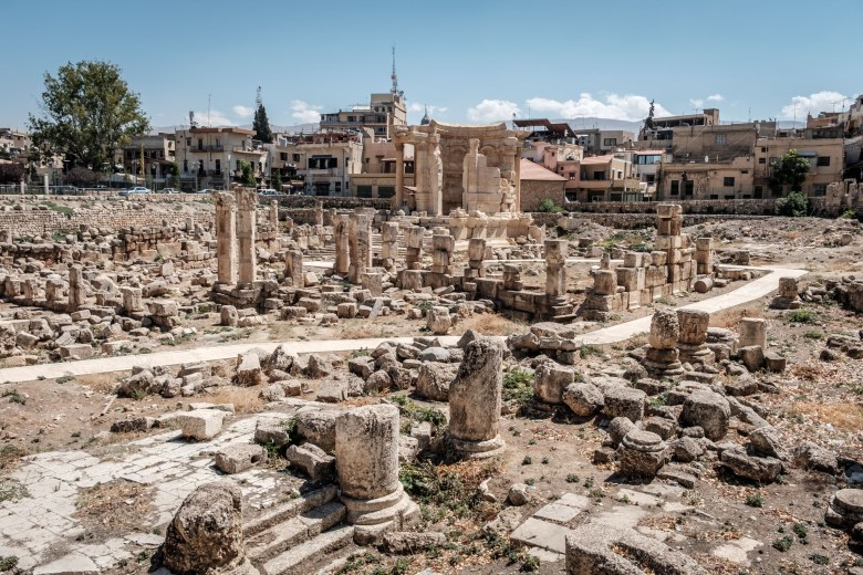 Lebanon Baalbek 01