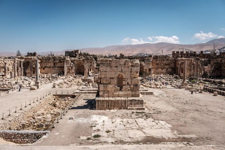 Lebanon Baalbek 11