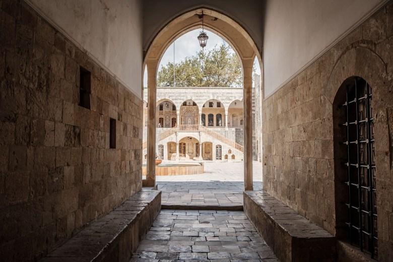 Lebanon Beiteddine 05
