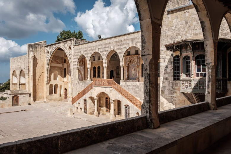 Lebanon Beiteddine 07