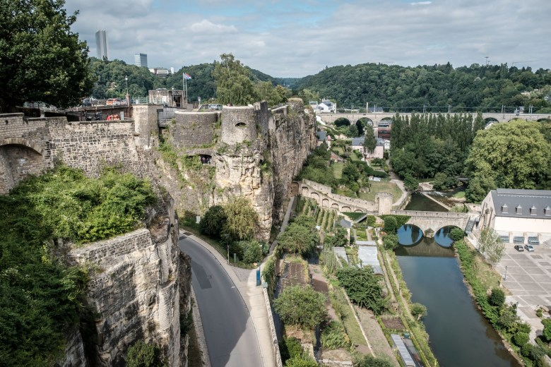 Luxembourg City 07