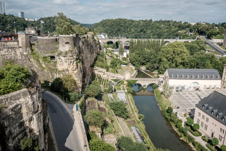 Luxembourg City 09