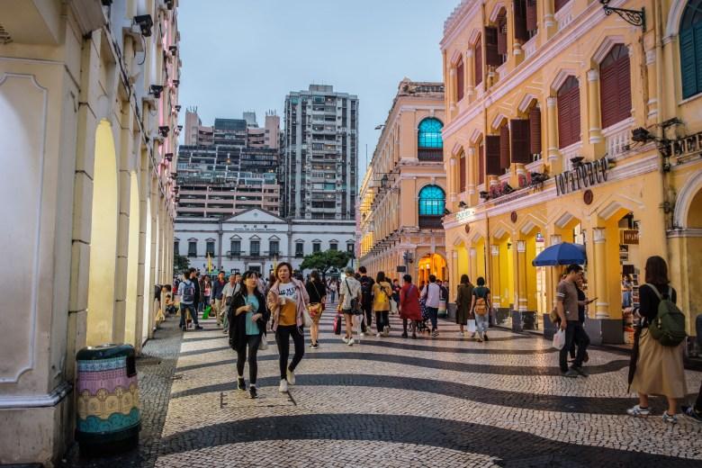 Macau Peninsula 32