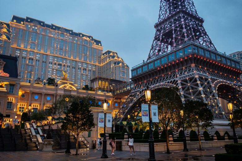 Macau Taipa 72