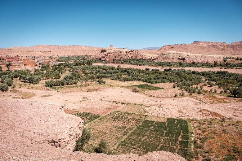 Morocco Ait Ben Haddou 02