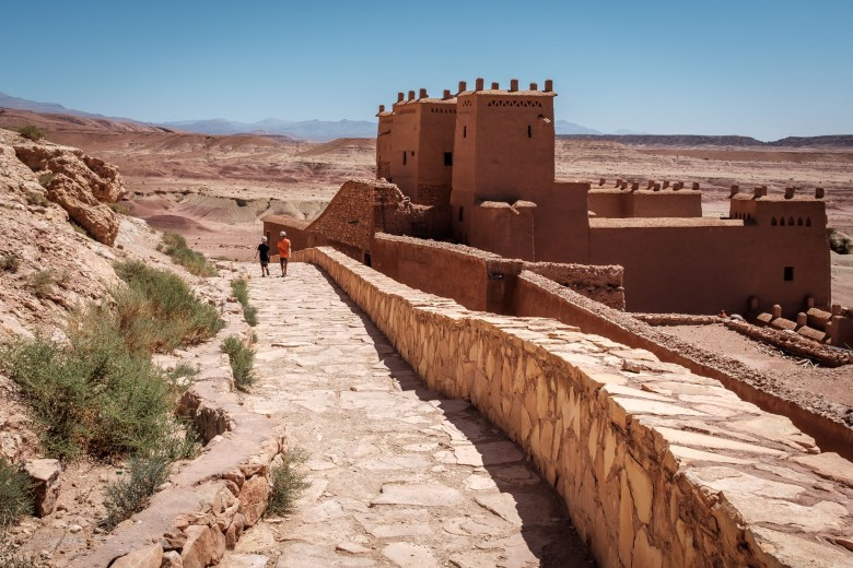 Morocco Ait Ben Haddou 26