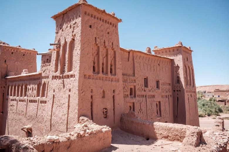Morocco Ait Ben Haddou 28