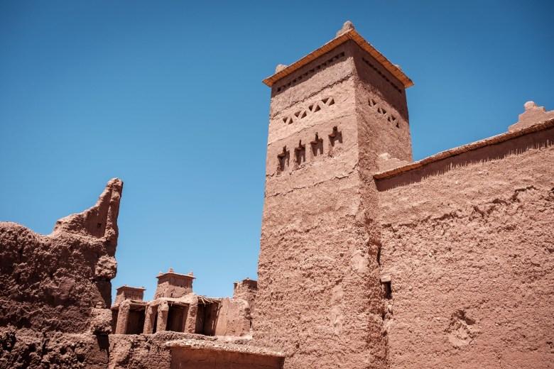Morocco Ait Ben Haddou 32