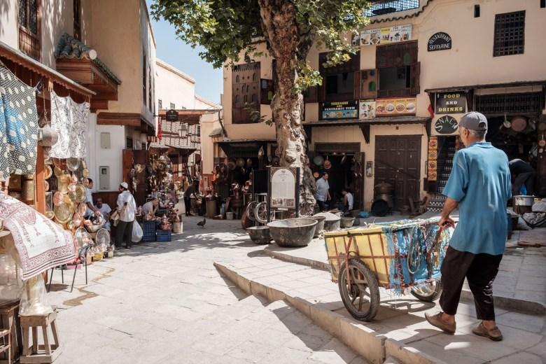 Morocco Fes 31