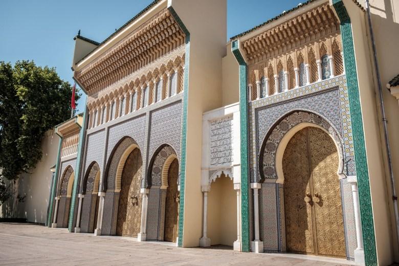 Morocco Fes 70