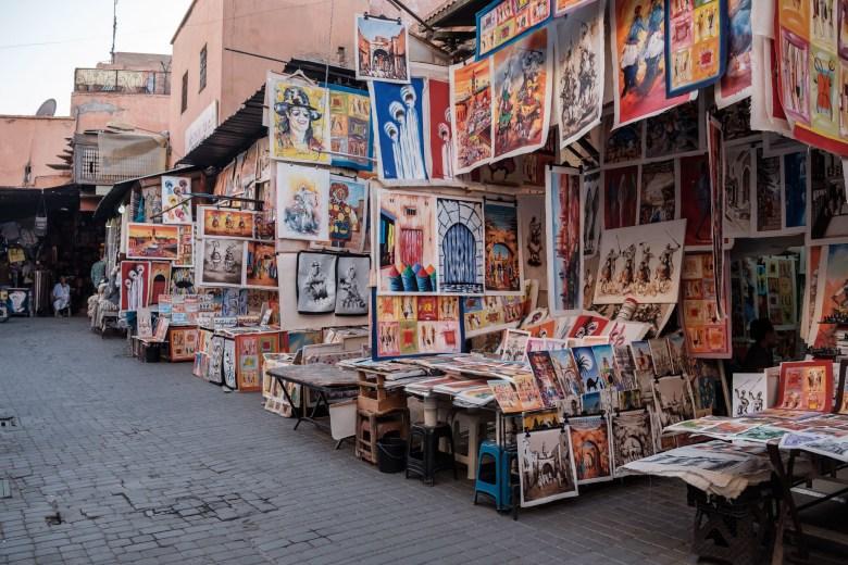 Morocco Marrakech 53