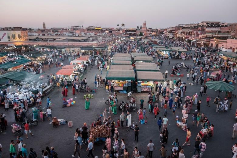 Morocco Marrakech 61