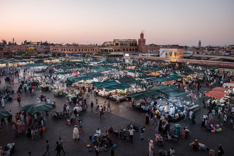 Morocco Marrakech 62