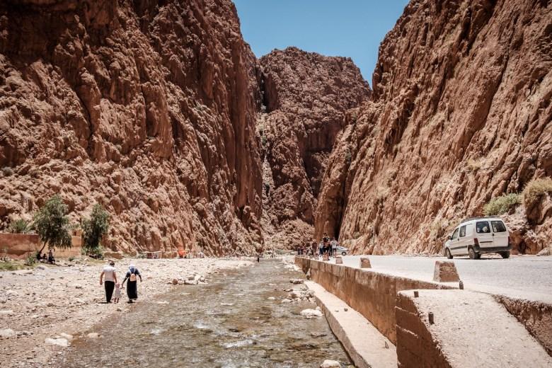Morocco Tinghir 13