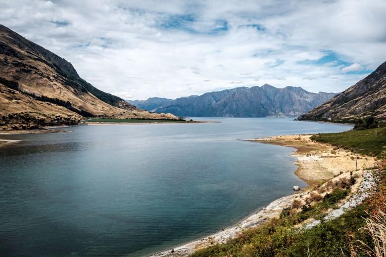 New Zealand Bruce Bay 03