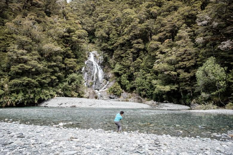 New Zealand Bruce Bay 07