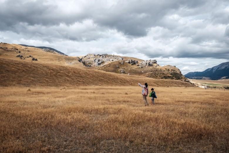 New Zealand Castle Hill 09