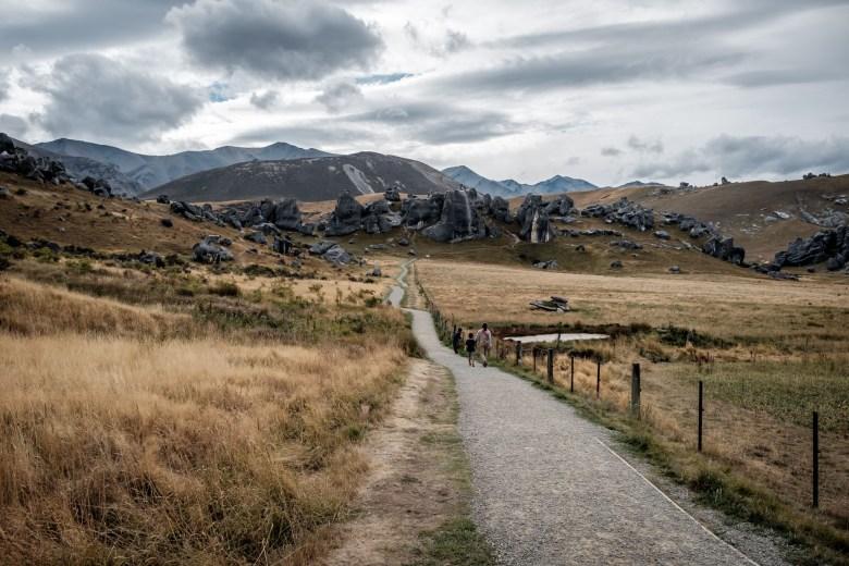 New Zealand Castle Hill 14