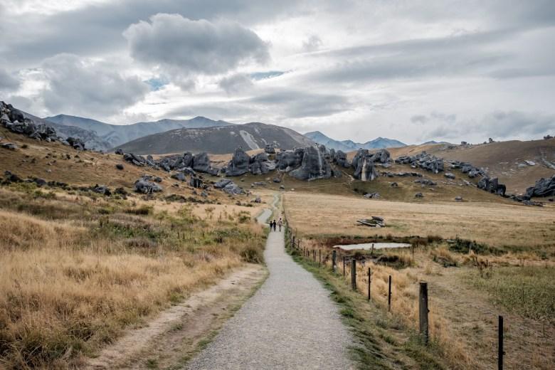 New Zealand Castle Hill 15