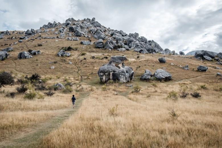 New Zealand Castle Hill 17