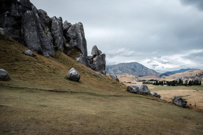 New Zealand Castle Hill 18