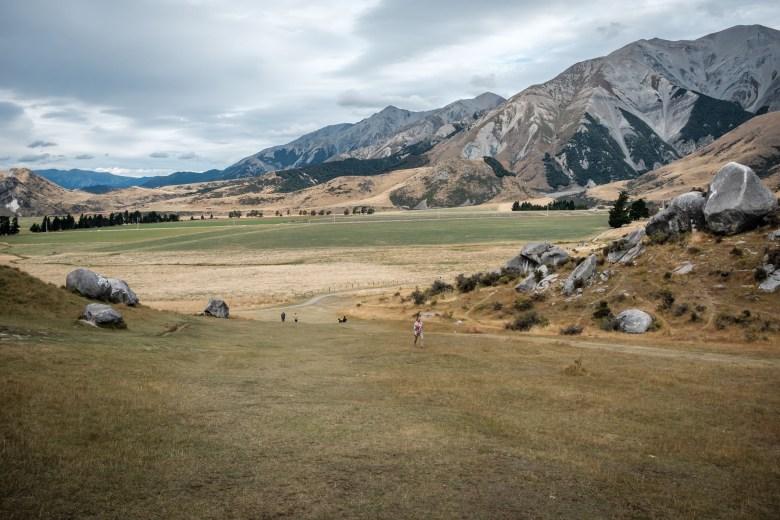 New Zealand Castle Hill 19