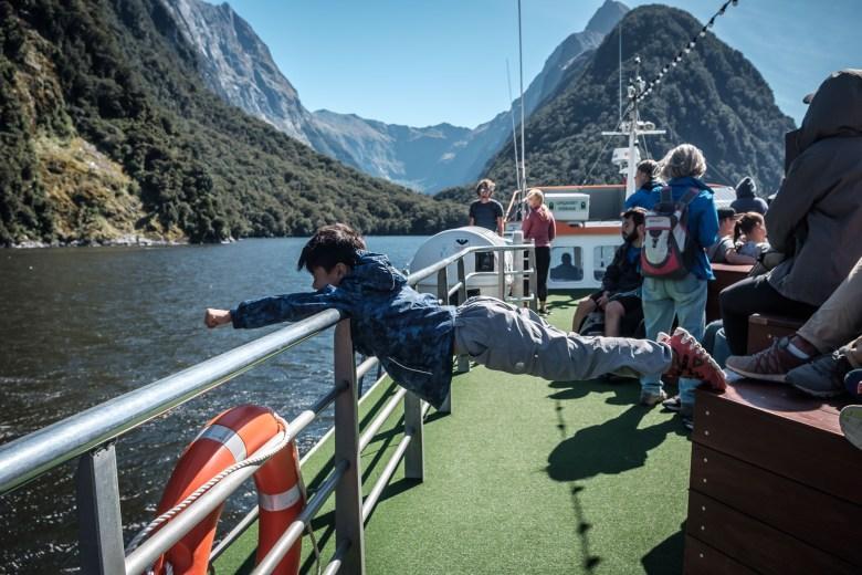 New Zealand Milford Sound 31
