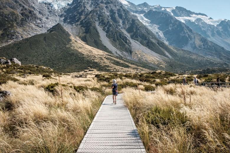 New Zealand Mount Cook 49