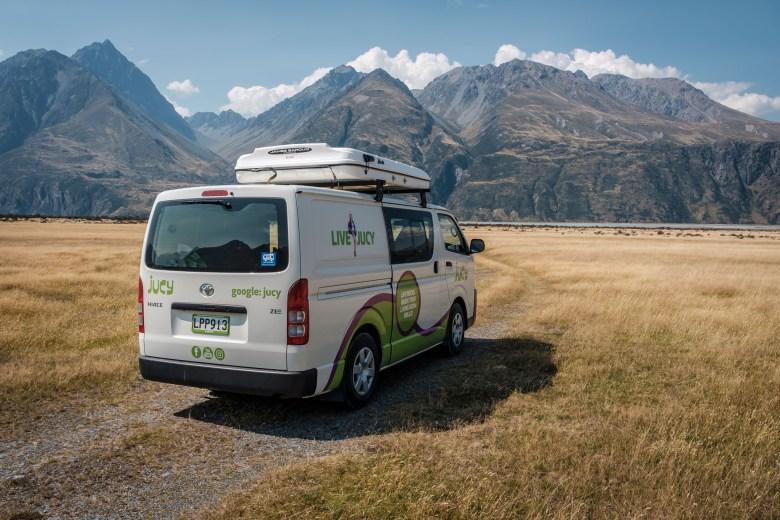New Zealand Mount Cook 67