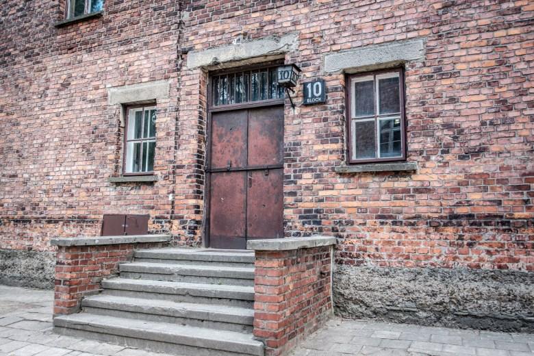 Poland Auschwitz 11