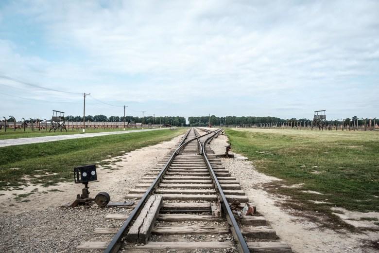 Poland Auschwitz 26