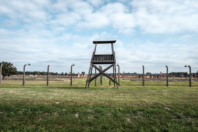 Poland Auschwitz 35