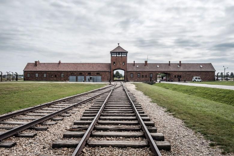 Poland Auschwitz 40