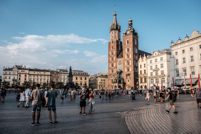 Poland Krakow 07