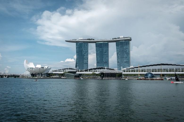 Singapore Marina Bay 03