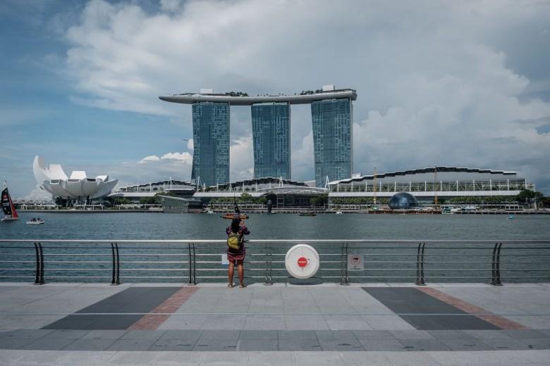 Singapore Marina Bay 05
