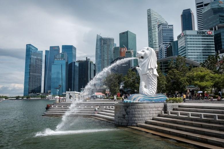 Singapore Marina Bay 11