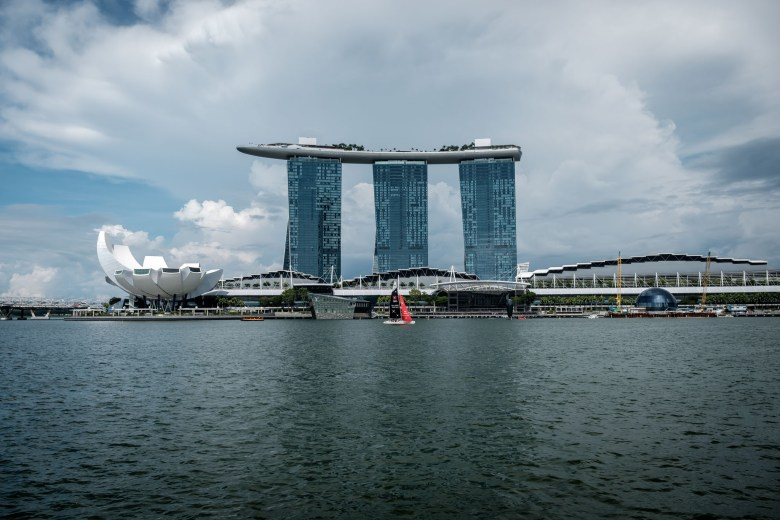 Singapore Marina Bay 13