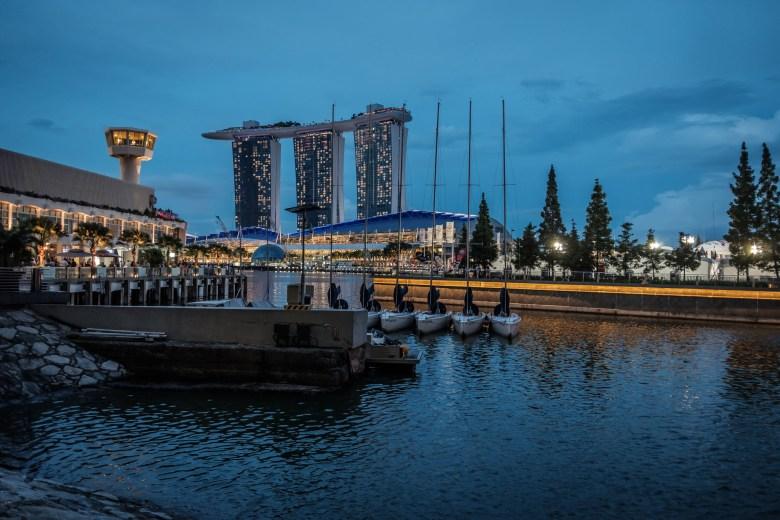 Singapore Marina Bay 20