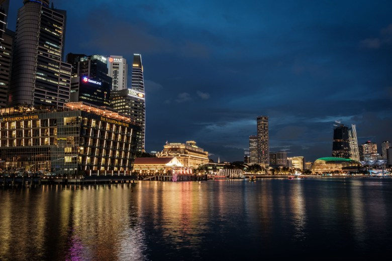 Singapore Marina Bay 25