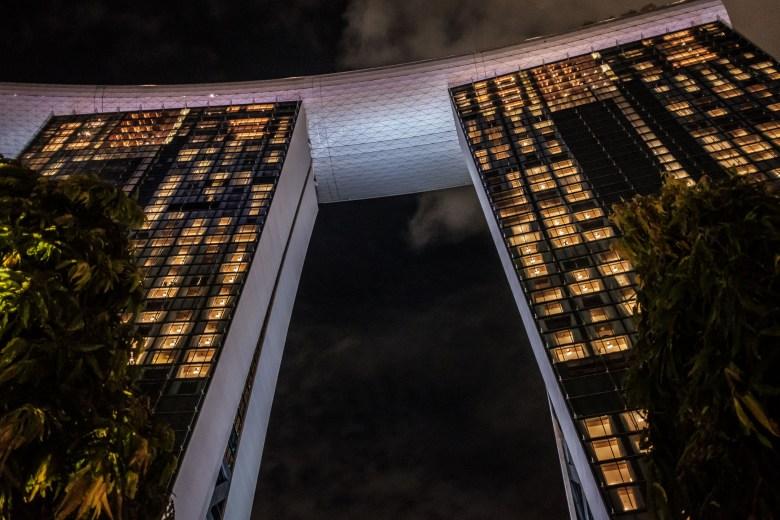 Singapore Marina Bay 50