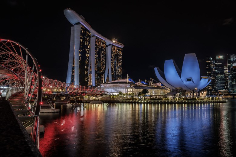 Singapore Marina Bay 90