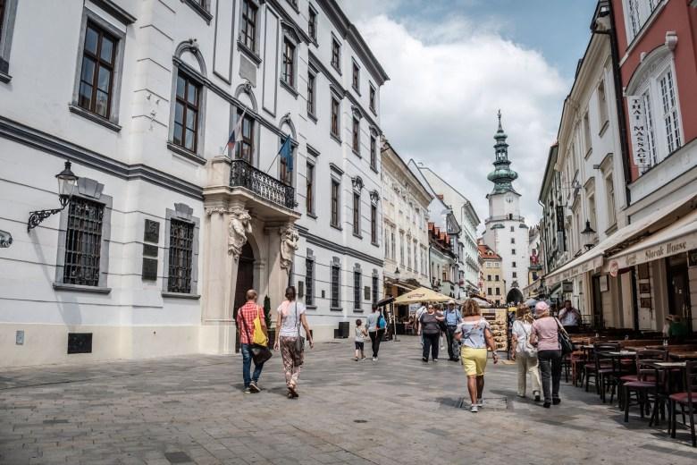 Slovakia Bratislava 04