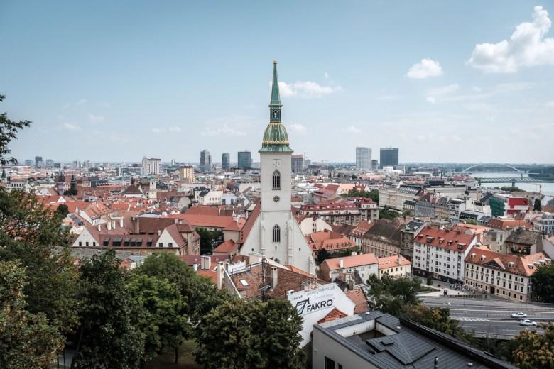 Slovakia Bratislava 10